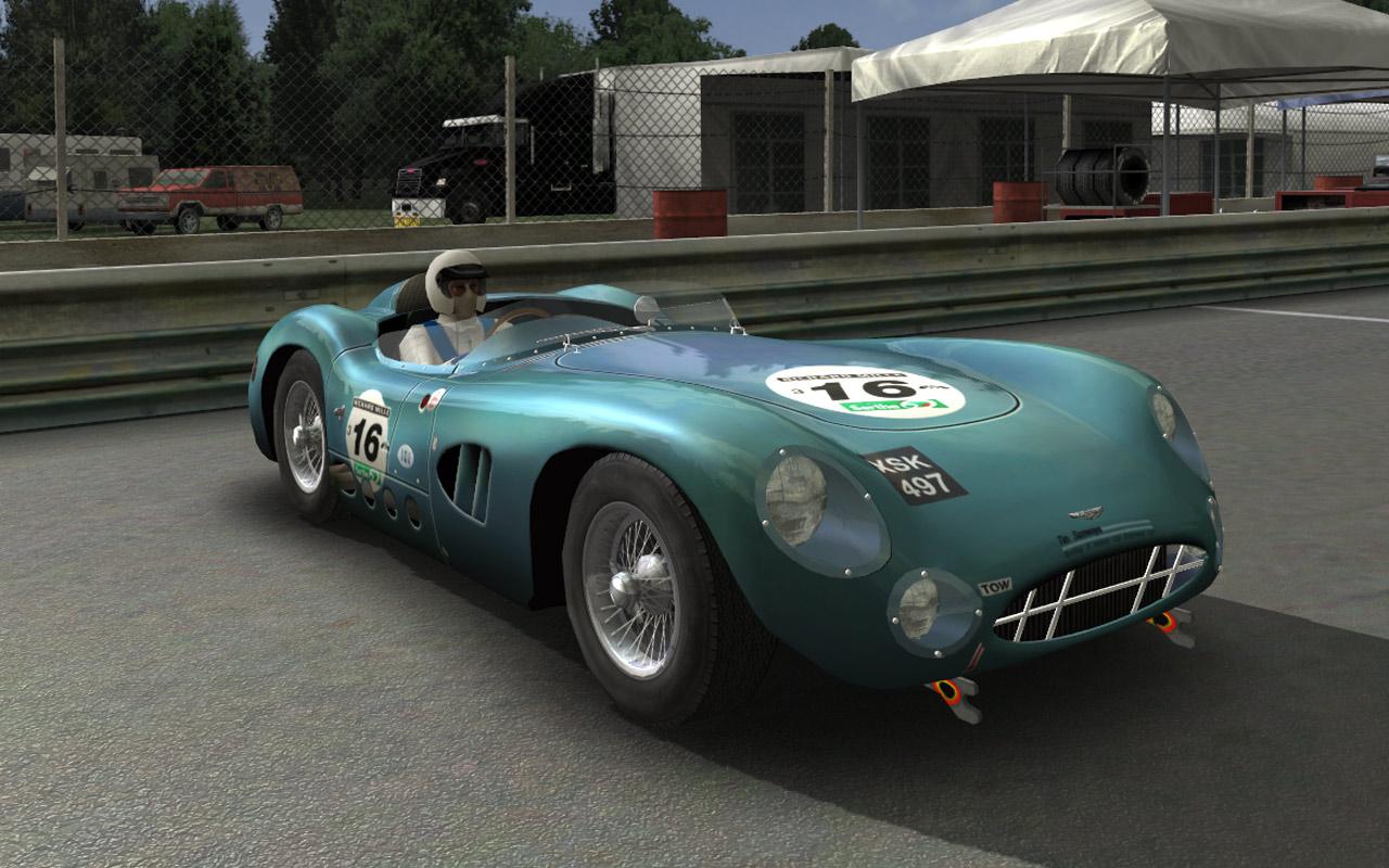 Jag D-type, Aston DBR1 and Ferrari 250TR - Page 3 06
